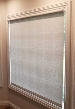 Wi-Fi Motorized Blinds for Bay Windows, Fairfax