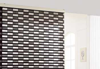 Motorized Sheer Roller Shades | Burbank