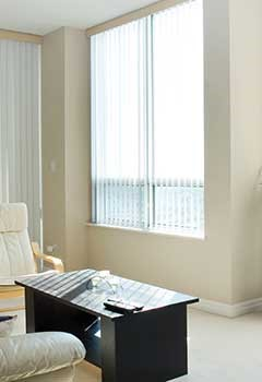 Best Vertical Blinds For Sliding Glass Door, Fairfax