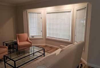Motorized Blinds for Bay Windows | Fairfax | West Hollywood, LA
