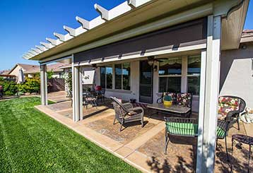 Patio Shades | West Hollywood Blinds & Shades, LA